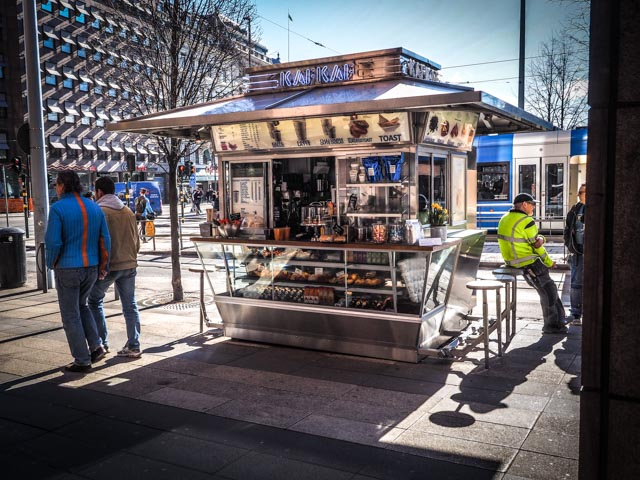 kiosk...foto: AntoniaB © 2015
