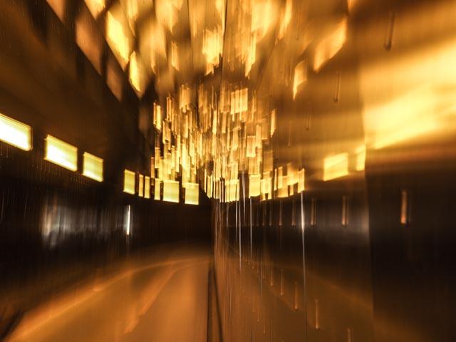 gångtunnel....foto: AntoniaB © 2015