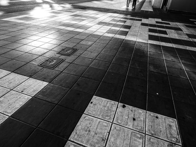 trottoar...foto: AntoniaB © 2016
